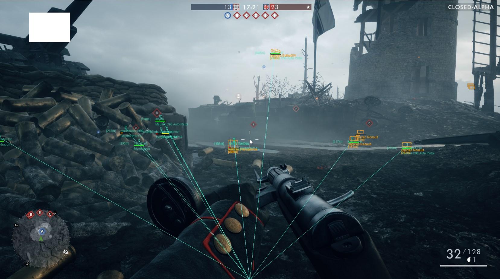 aimbot xbox one battlefield 5